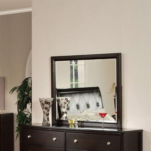 Acme Furniture Oxford Dresser-top Mirror - Item Number: 14304