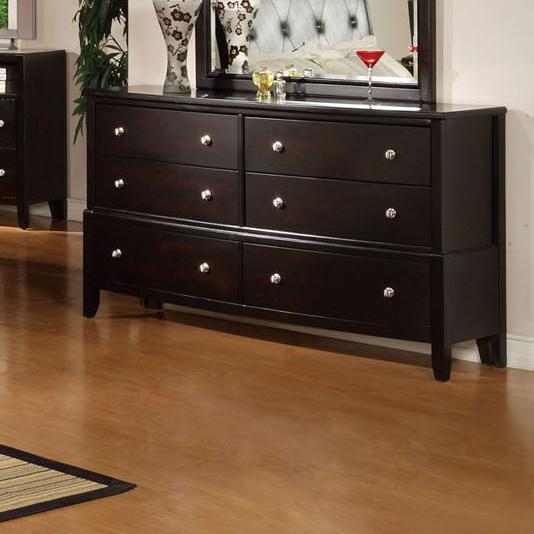 Acme Furniture Oxford Dresser - Item Number: 14305