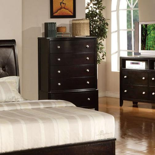 Acme Furniture Oxford Chest of Drawers - Item Number: 14306