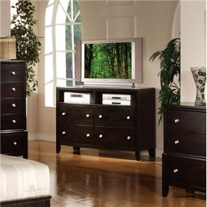 Acme Furniture Oxford TV Console