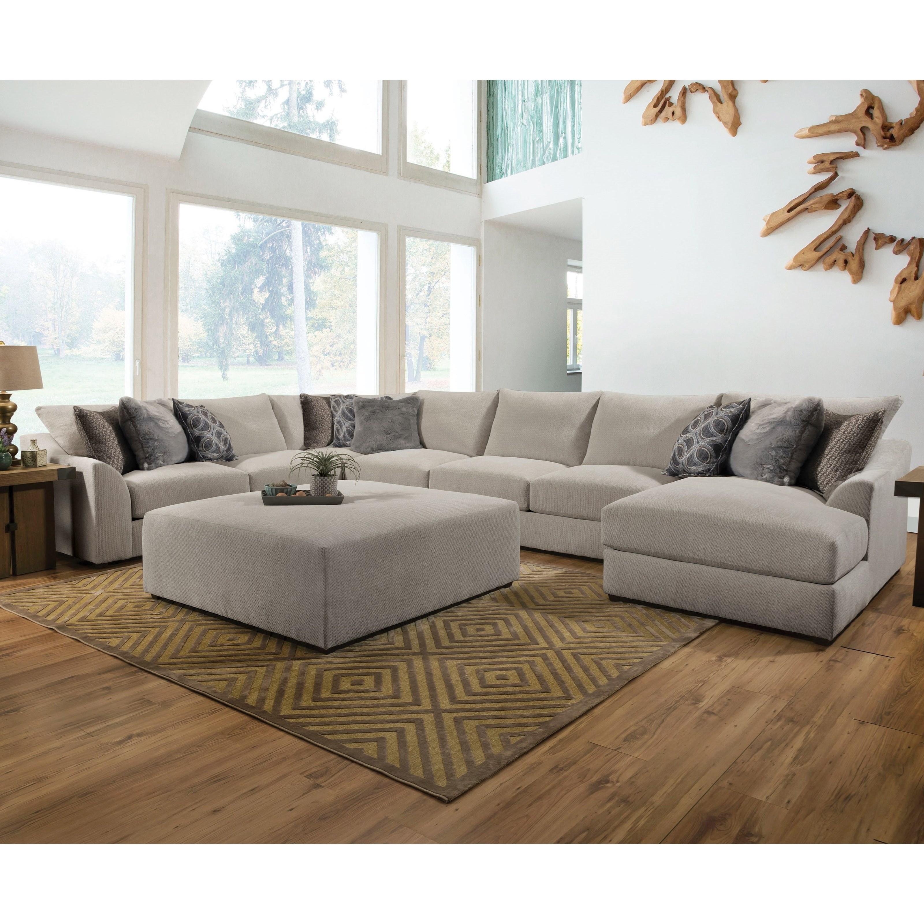 Acme Furniture Petillia Contemporary U