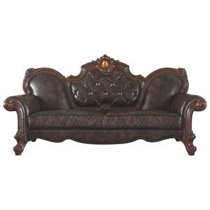 Sofa w/ 3 Pillows