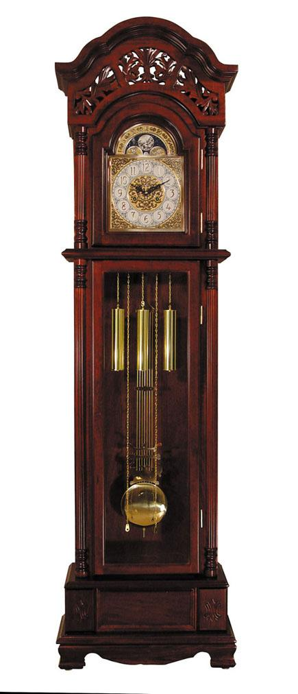 Acme Furniture Plainville Grandfather Clock - Item Number: 01430