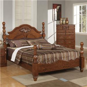 Acme Furniture Ponderosa Queen Bed