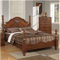 Acme Furniture Ponderosa Queen Bed - Item Number: 01720Q