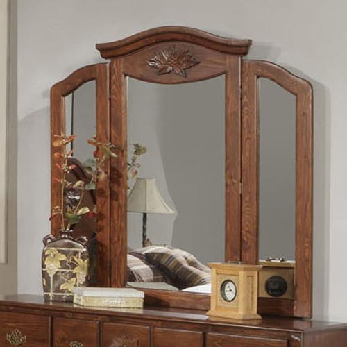 Acme Furniture Ponderosa Mirror - Item Number: 01724