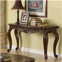 Acme Furniture Remington Brown Cherry Sofa Table - Item Number: 80066