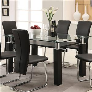 Acme Furniture Riggan Dining Table