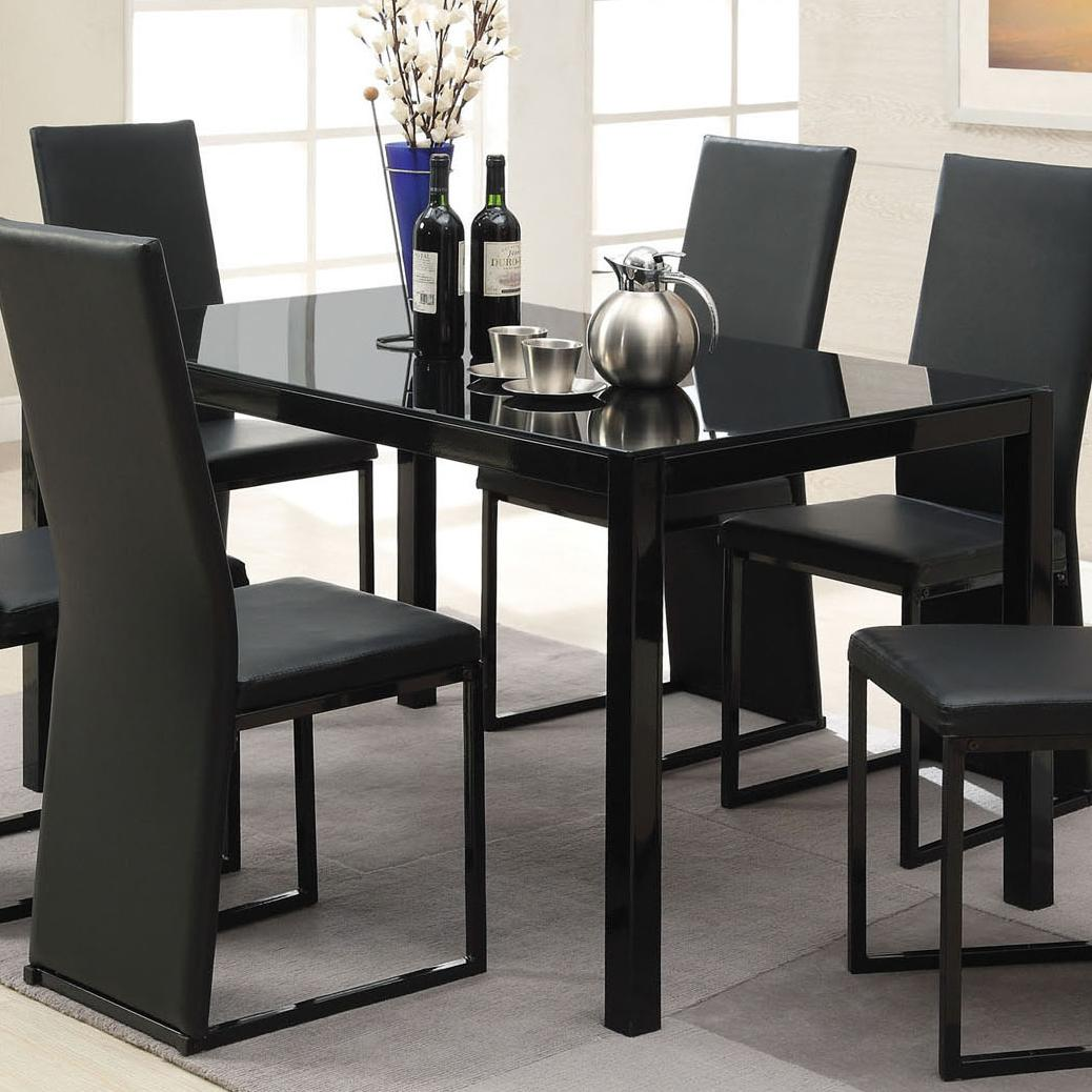 Acme Furniture Riggan Dining Table - Item Number: 60204