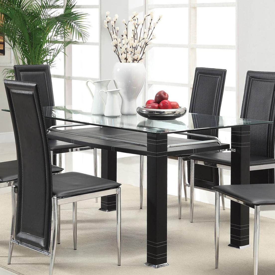 Acme Furniture Riggan Dining Table - Item Number: 60208