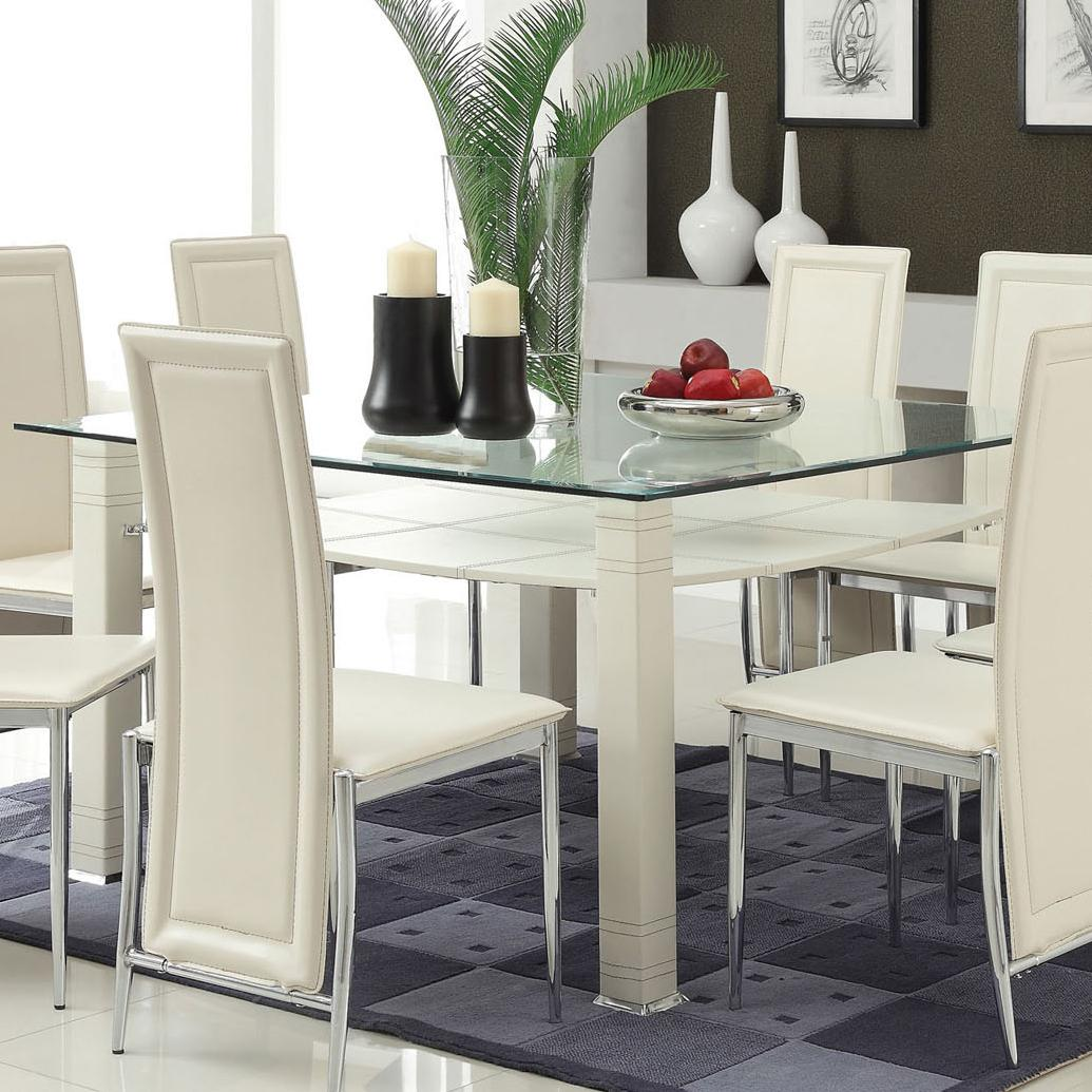 Acme Furniture Riggan Dining Table - Item Number: 70610