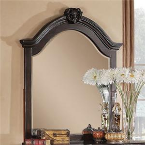Acme Furniture Roman Empire Mirror