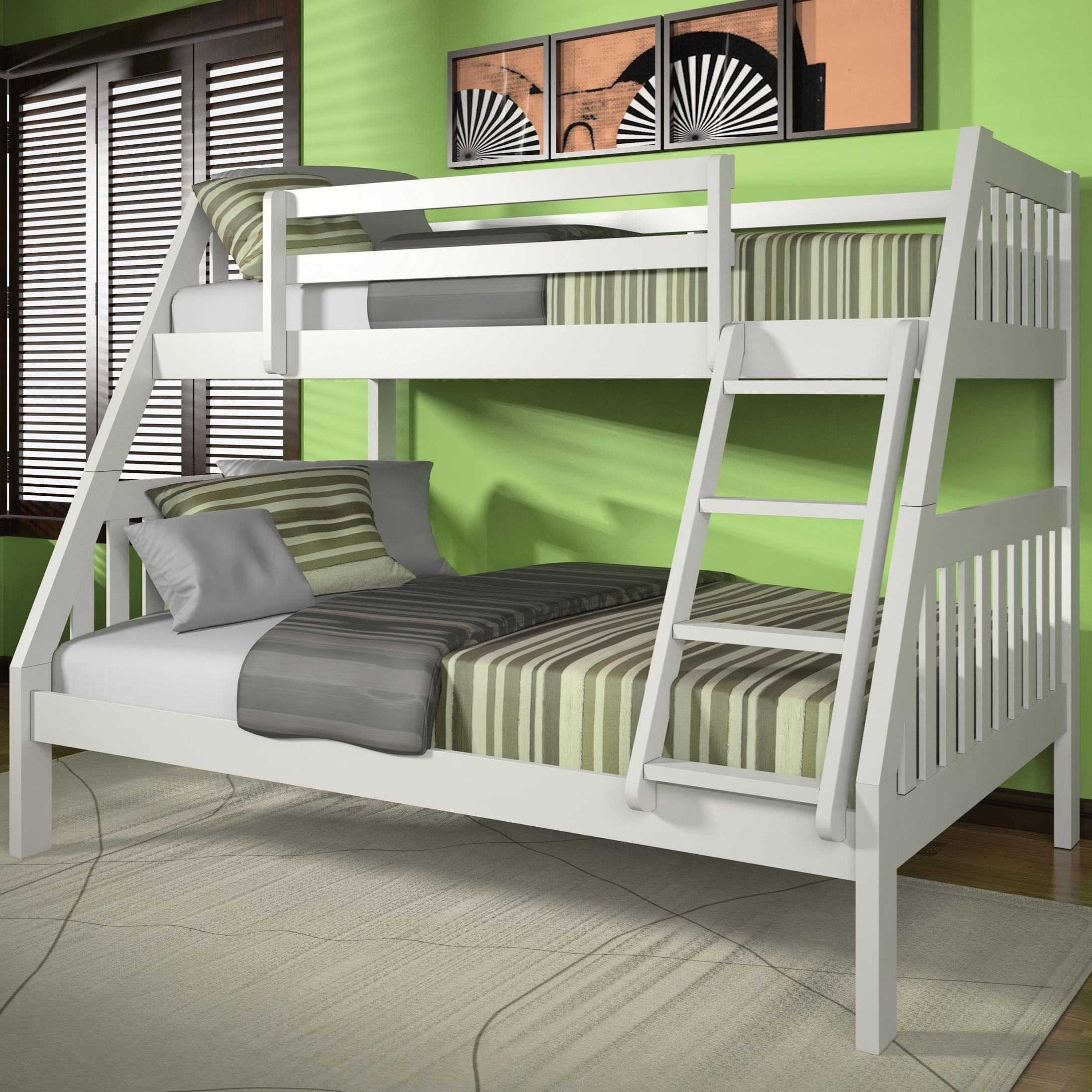 Bunk Bed (Twin/Full)