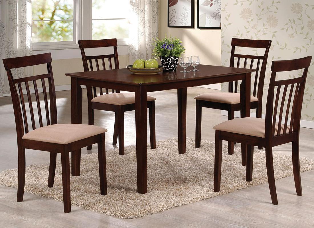 Acme Furniture Samuel 5 Piece Dining Set - Item Number: 70325
