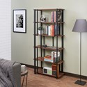 Acme Furniture Sara Bookshelf - Item Number: 92406