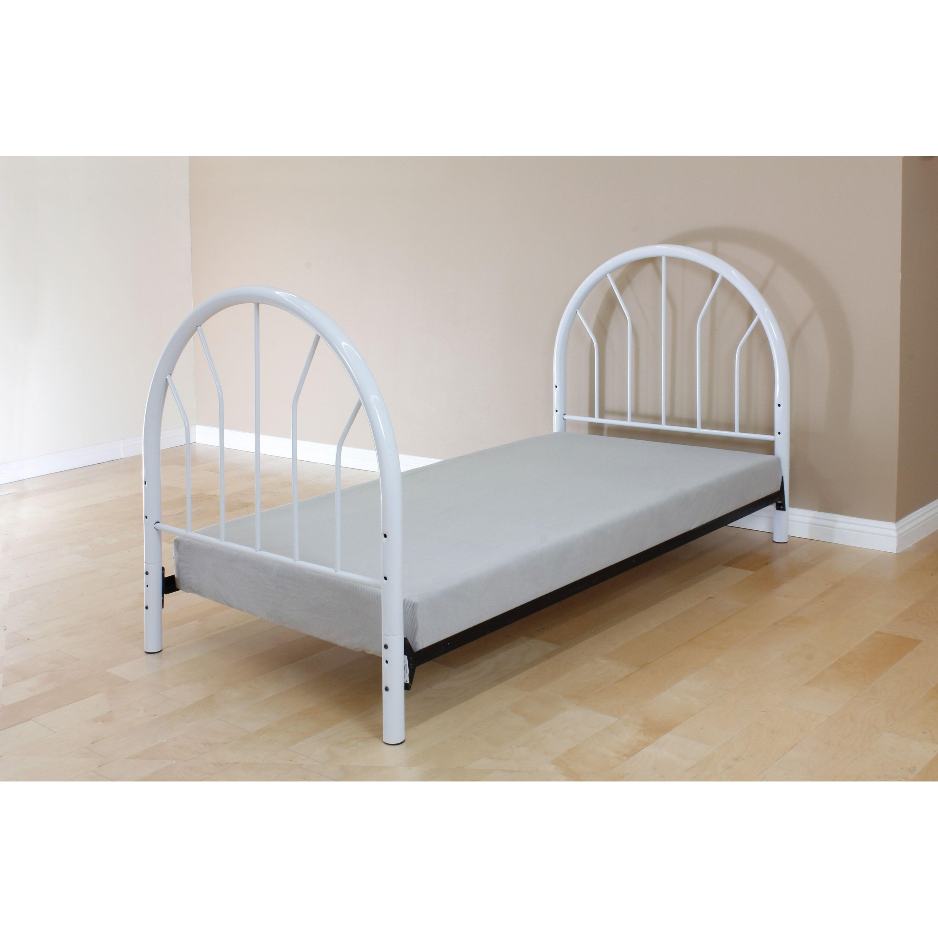 Twin Bed (Headboard/Footboard Only)