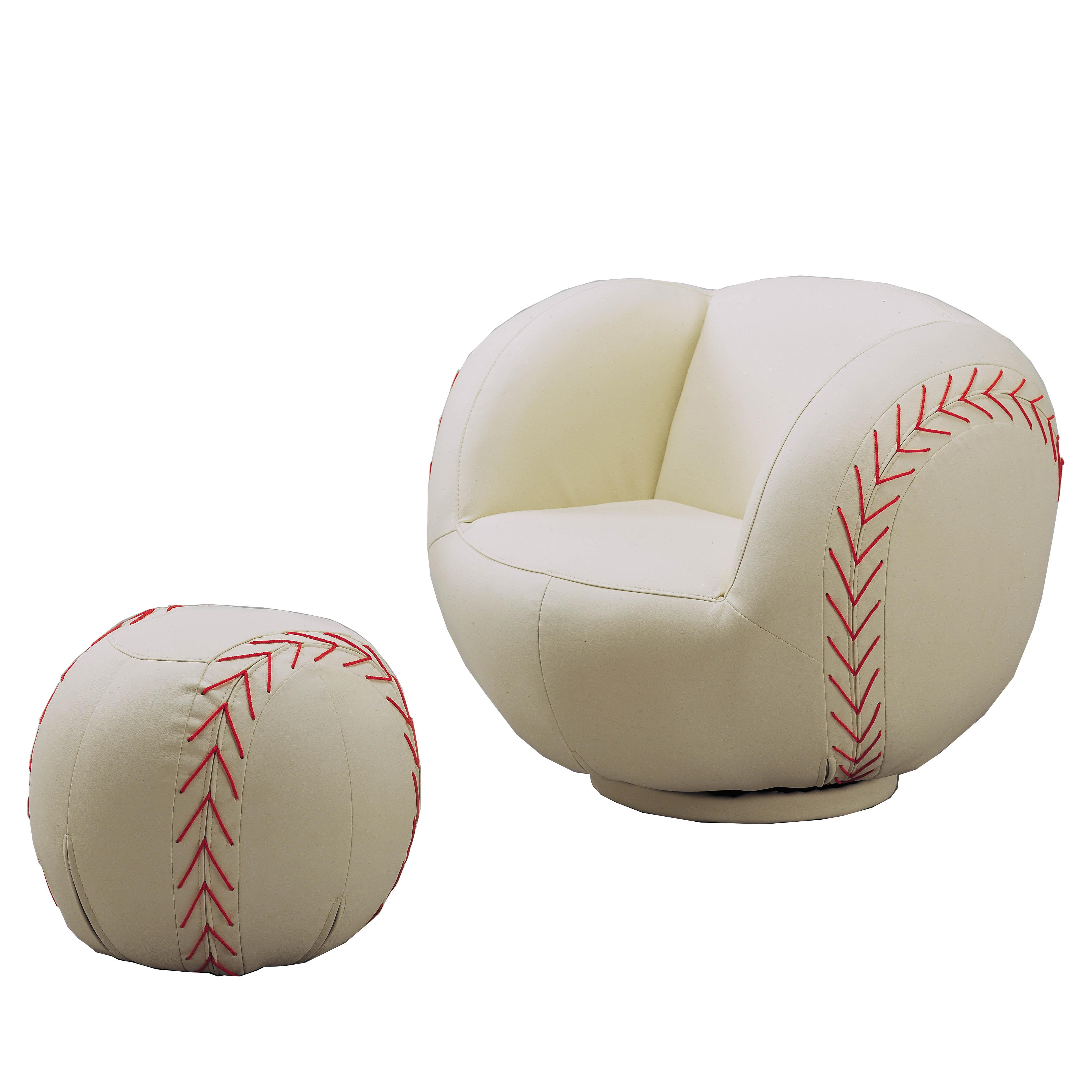Acme Furniture Sporty Youth Sport Chairs - Item Number: 05528 SET
