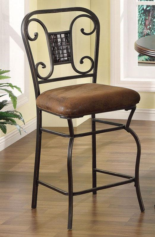 Acme Furniture Tavio Counter Height Chair - Item Number: 96060