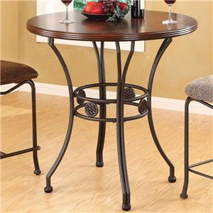 Acme Furniture Tavio Bar Table