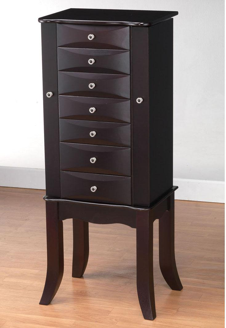 Acme Furniture Teresa Jewelry Armoire - Item Number: 16000