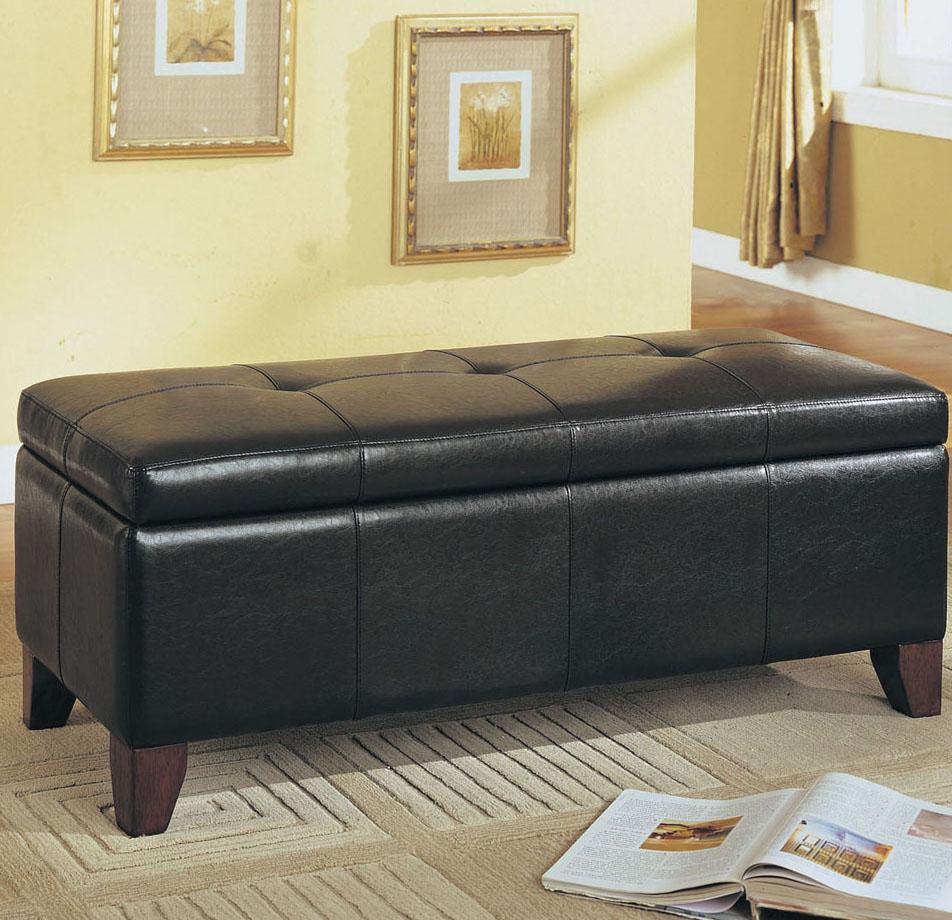 Acme Furniture Teton Storage Bench - Item Number: 05632