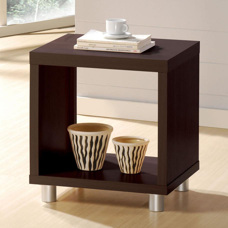 Acme Furniture Tustin Contemporary End Table - Item Number: 06611