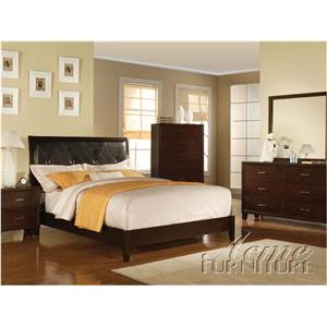 Acme Furniture Tyler 4 Piece Bedroom Set