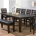 Acme Furniture Urbana Dining Table - Item Number: 74620