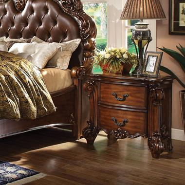 Acme Furniture Vendome Nightstand - Item Number: 22003