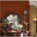 Acme Furniture Vendome Dresser Mirror - Item Number: 22004