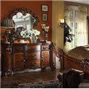 Acme Furniture Vendome Dresser and Mirror Set - Item Number: 22005+4