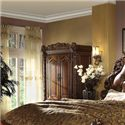 Acme Furniture Vendome TV Armoire - Item Number: 22007