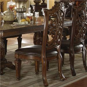 Acme Furniture Vendome Dining Side Chair