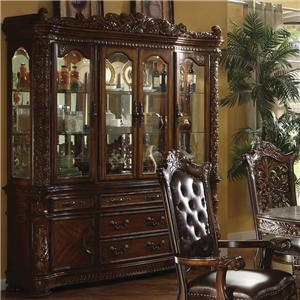 Acme Furniture Vendome Hutch & Buffet