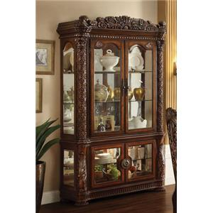 Acme Furniture Vendome Curio Cabinet