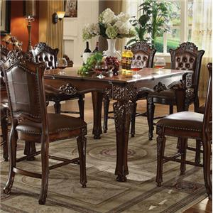 Acme Furniture Vendome Counter Height Dining Table