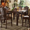 Acme Furniture Vendome Counter Height Dining Table - Item Number: 62025
