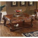 Acme Furniture Vendome Square Coffee Table - Item Number: 82002