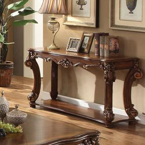 Acme Furniture Vendome Sofa Table - Item Number: 82004