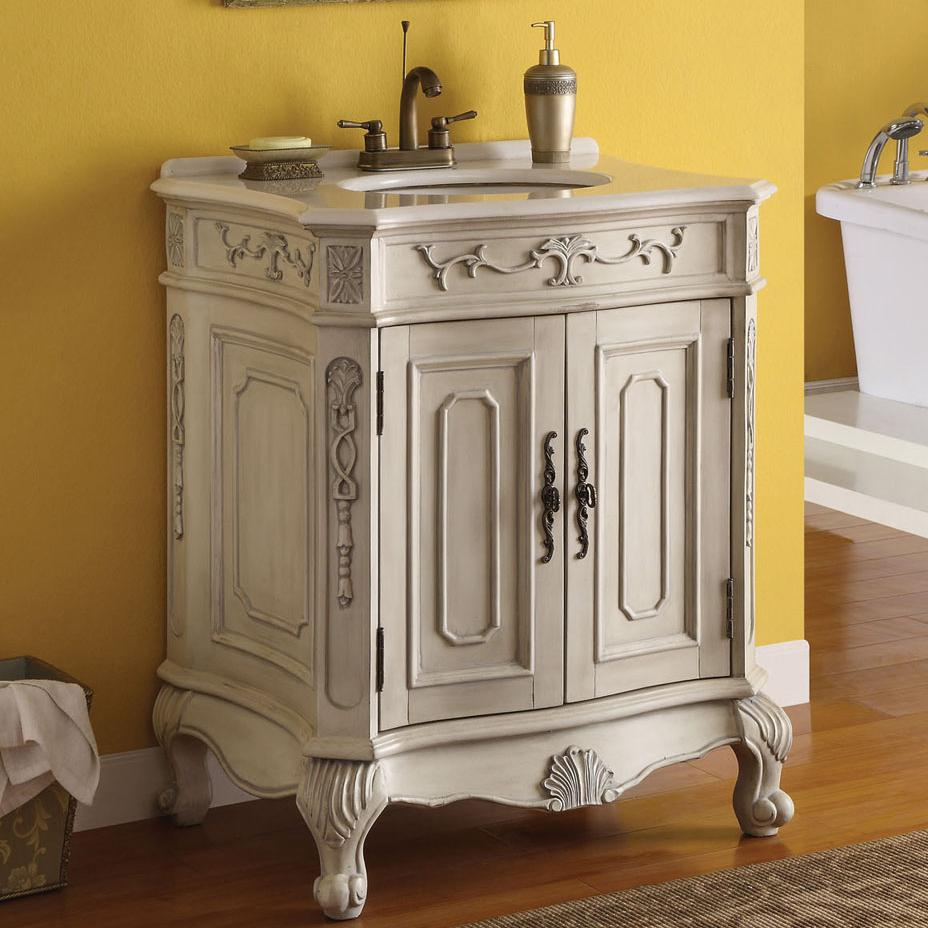 Acme Furniture Verena White Sink - Item Number: 90012