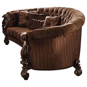 Sofa w/5 Pillows