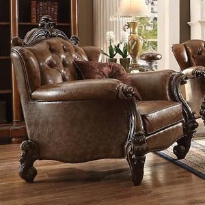 Chair w/2 Pillows
