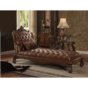 Chaise w/1 Pillow