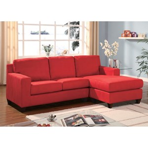 Acme Furniture Vogue Chaise Sectional