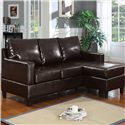 Acme Furniture Vogue Chaise Sectional - Item Number: 15915