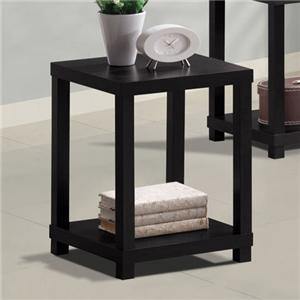 Acme Furniture Wei End Table