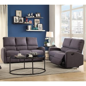 Acme Furniture Wimarc Reclining Living Room Group