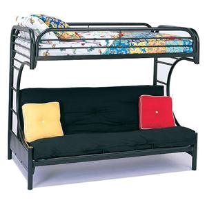 Acme Furniture Youth Bunk Beds Twin/Futon Bunk Bed