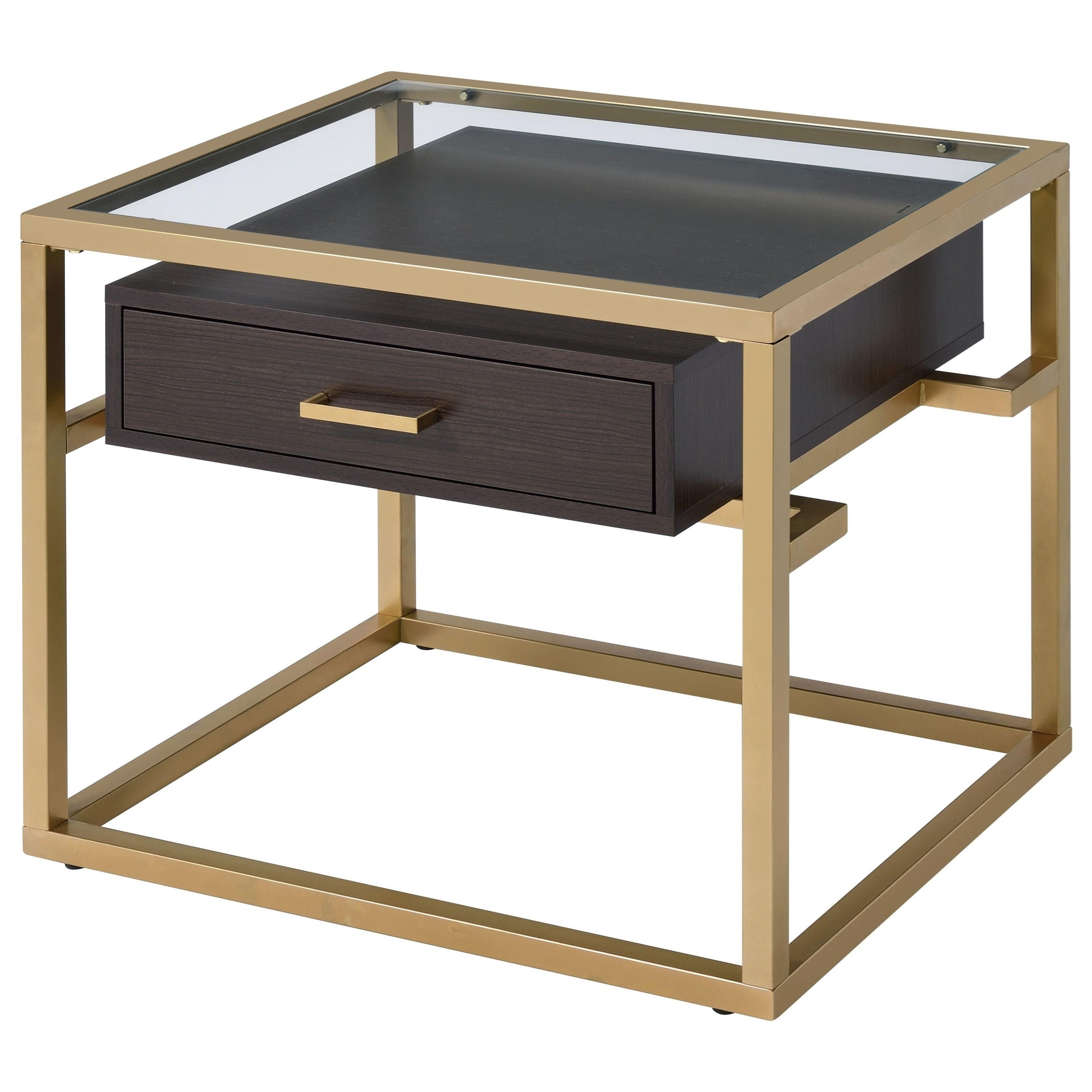 Yumia End Table by Acme Furniture at Carolina Direct