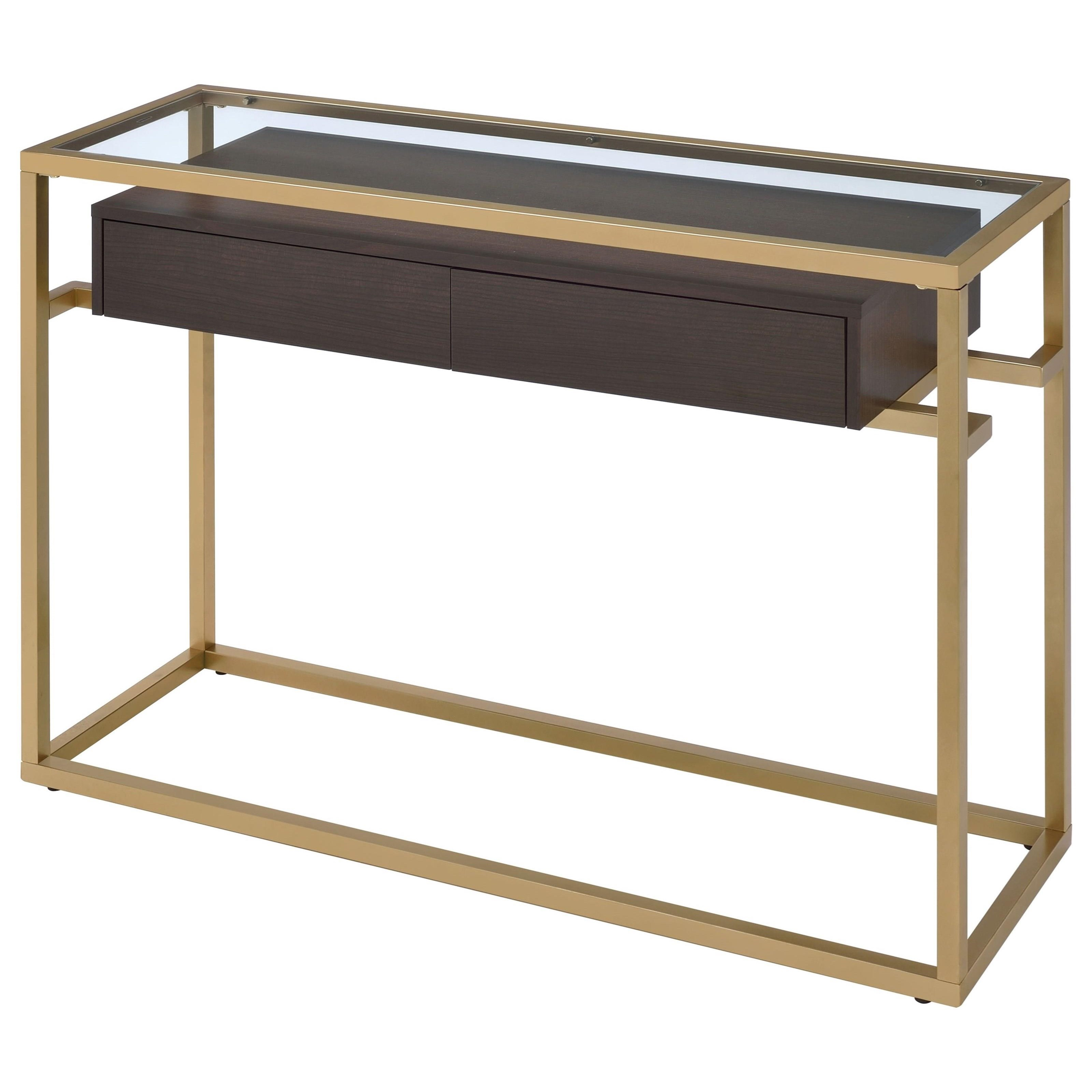 Yumia Sofa Table by Acme Furniture at Carolina Direct